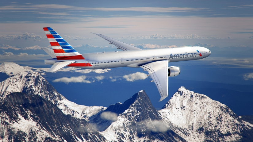 The NEW AmericanAirlines