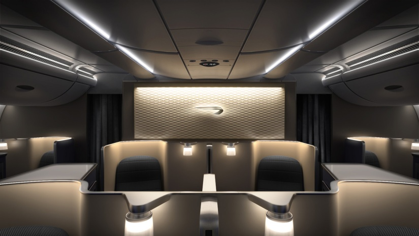 British Airways 787-9 Will Receive an All-New FirstClass