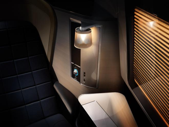 British Airways current First Class Suite. (image via British Airways)