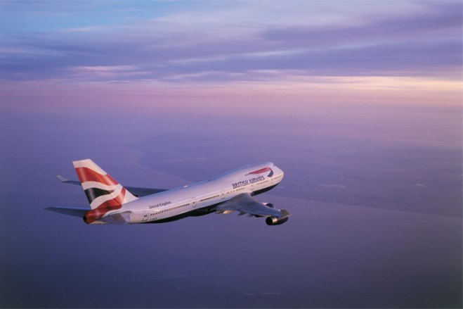 BA 747-400 (image by British Airways)