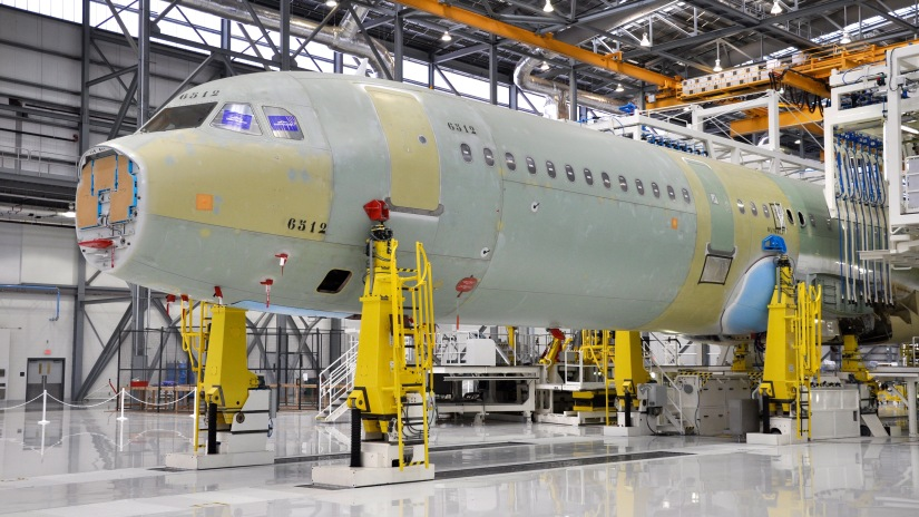 Airbus in America — A First Look Inside the New Mobile, Alabama Assembly Facility