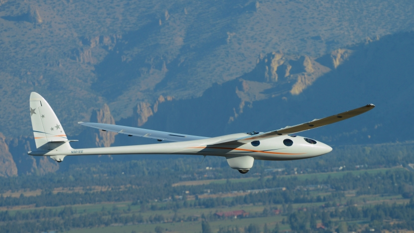 Airbus 'Perlan 2' Sailplane Completes Successful First Flight