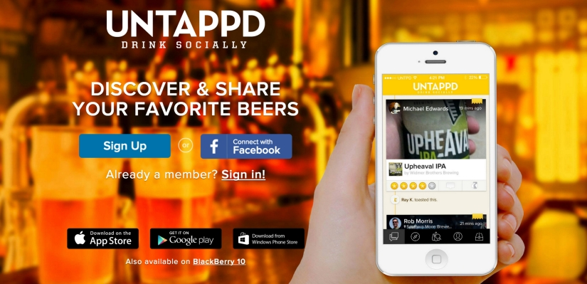 Untappd is a Must-Have App for the Traveling Beer Lover