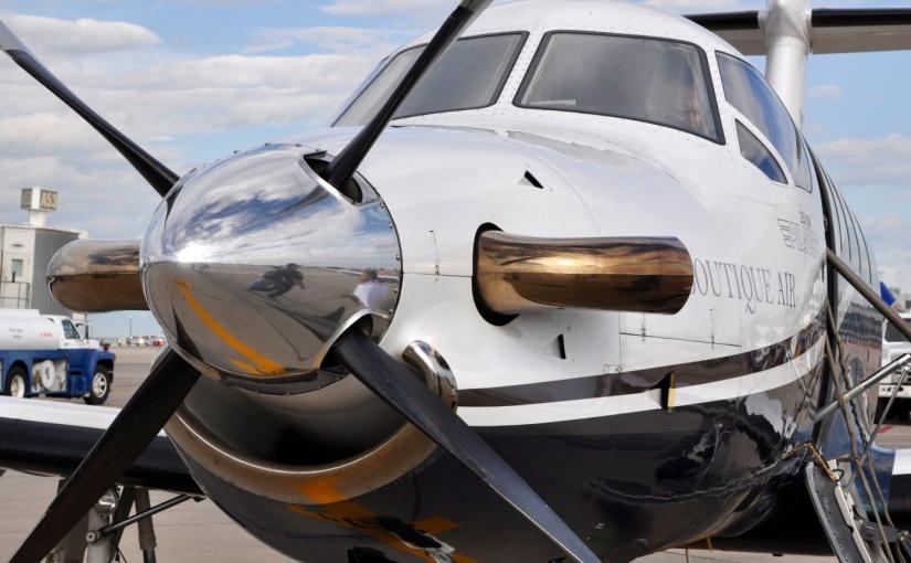 Sky Fight! Boutique Air vs. Vegas McCarranAirport