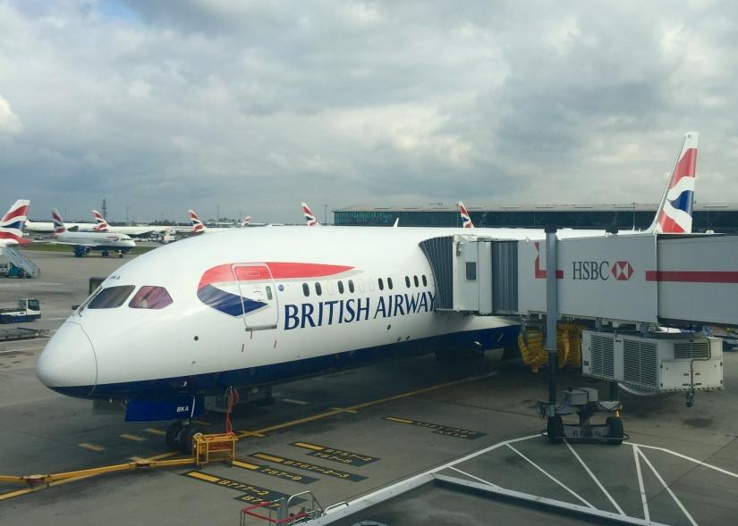 Avgeek DREAM Come True — My First Boeing 787Flight