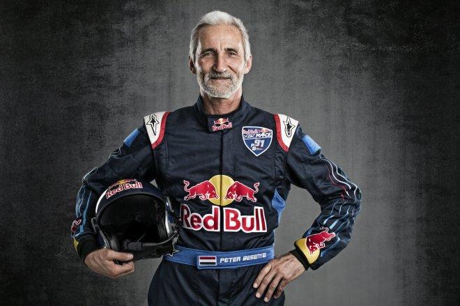 Peter Besenyei. Photo courtesy Red Bull Media.